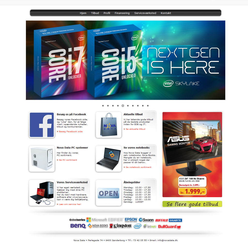 Web Design Digital Design Websites HTML5 CSS3 JQuery