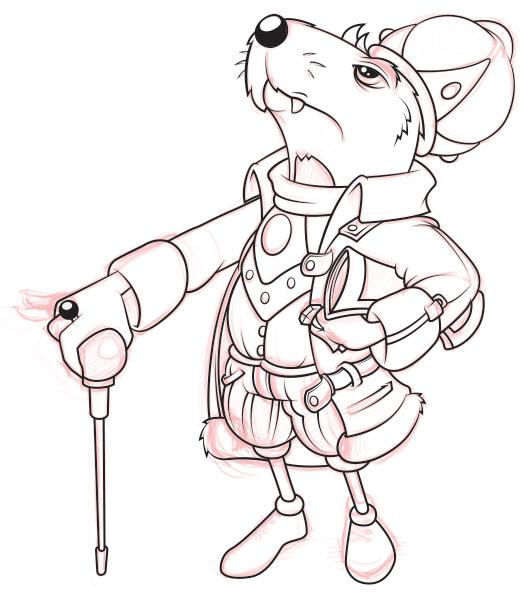 Quick doodle – Updated