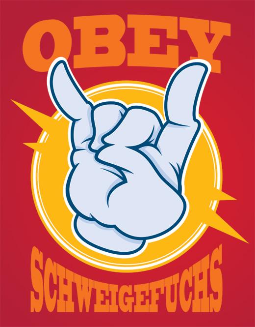 Obey the Schweigefuchs