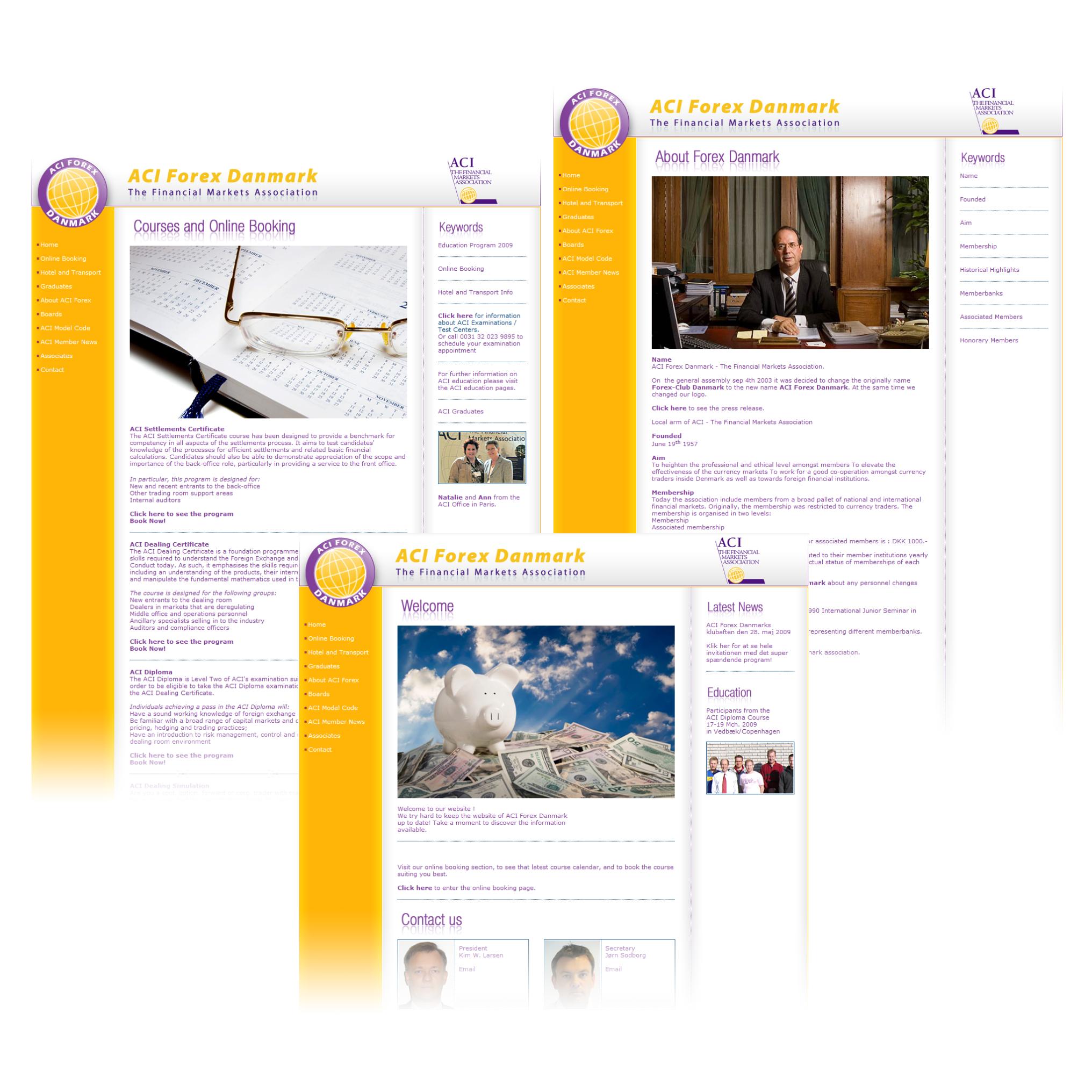 Web Design Digital Design Websites HTML5 CSS3 Campaign Websites JQuery
