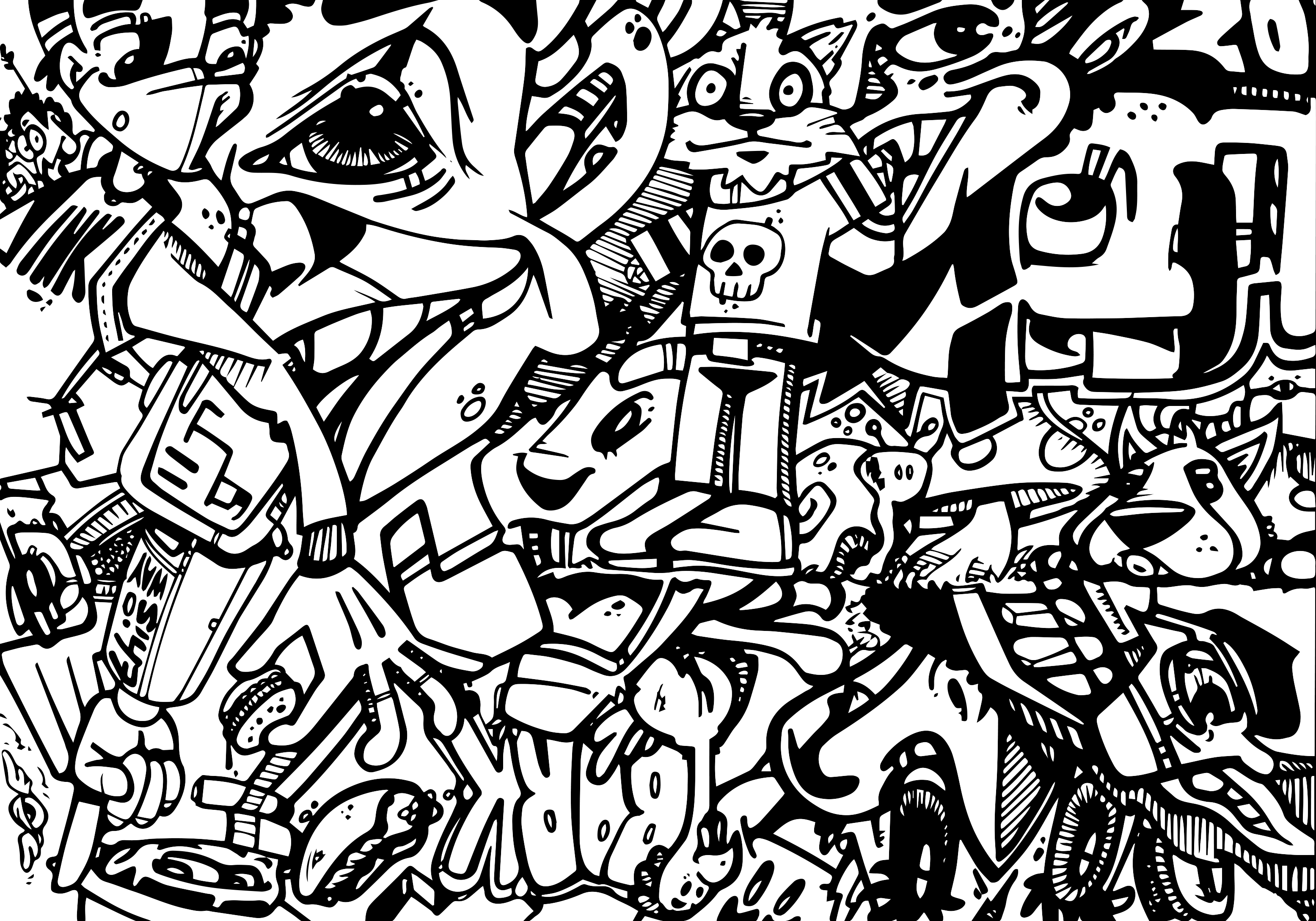 Even more doodles!