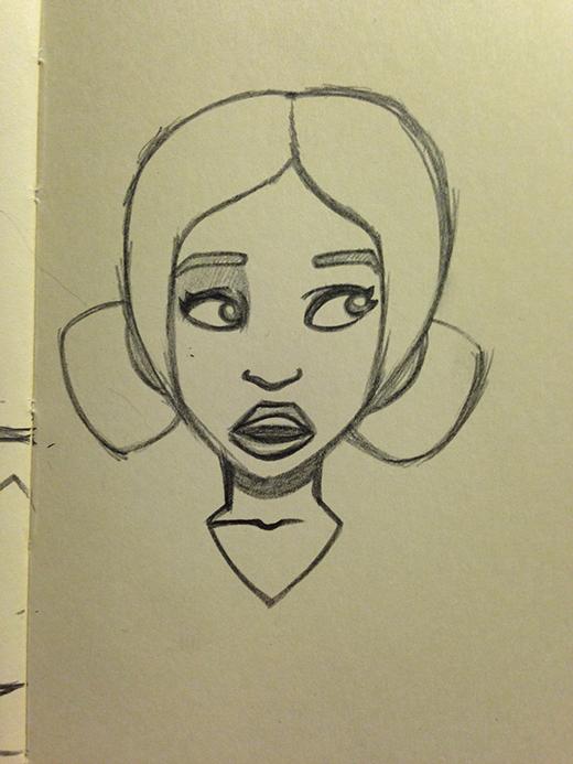 A few new doodles
