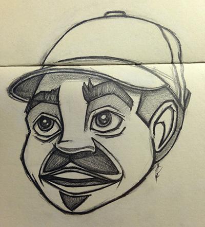 A few new sketches/doodles