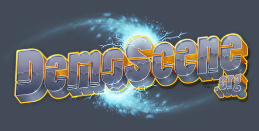 DemoScene.org pixel-logo