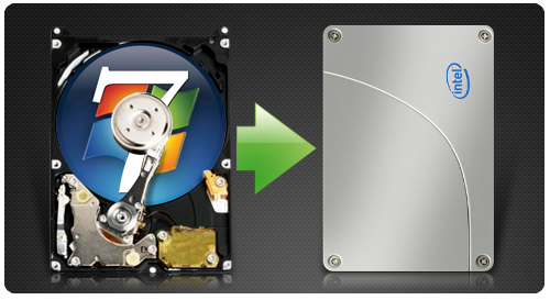 Clone Windows 7 from HDD to SSD; How To