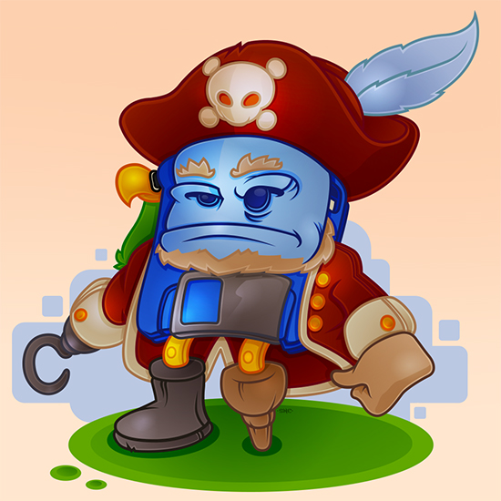Piracy King