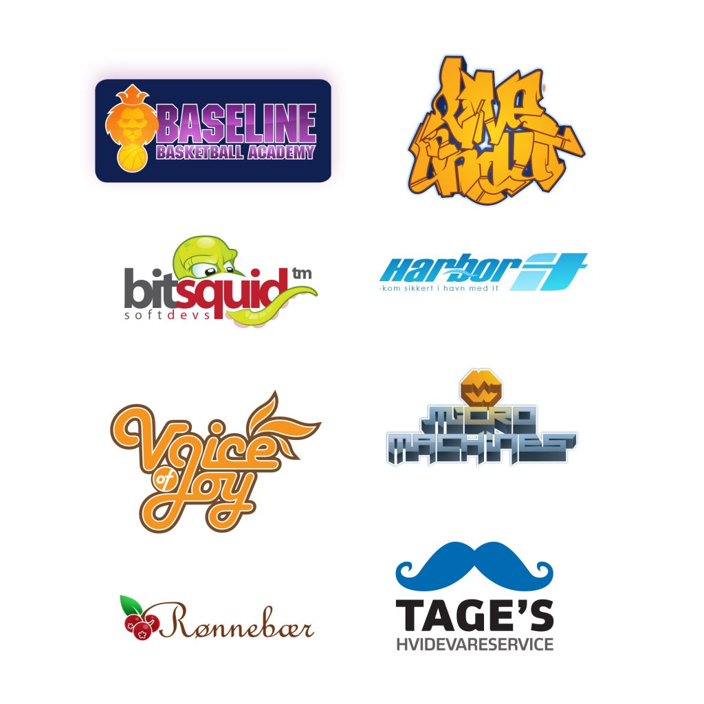 Logo Design Vector Graphics
